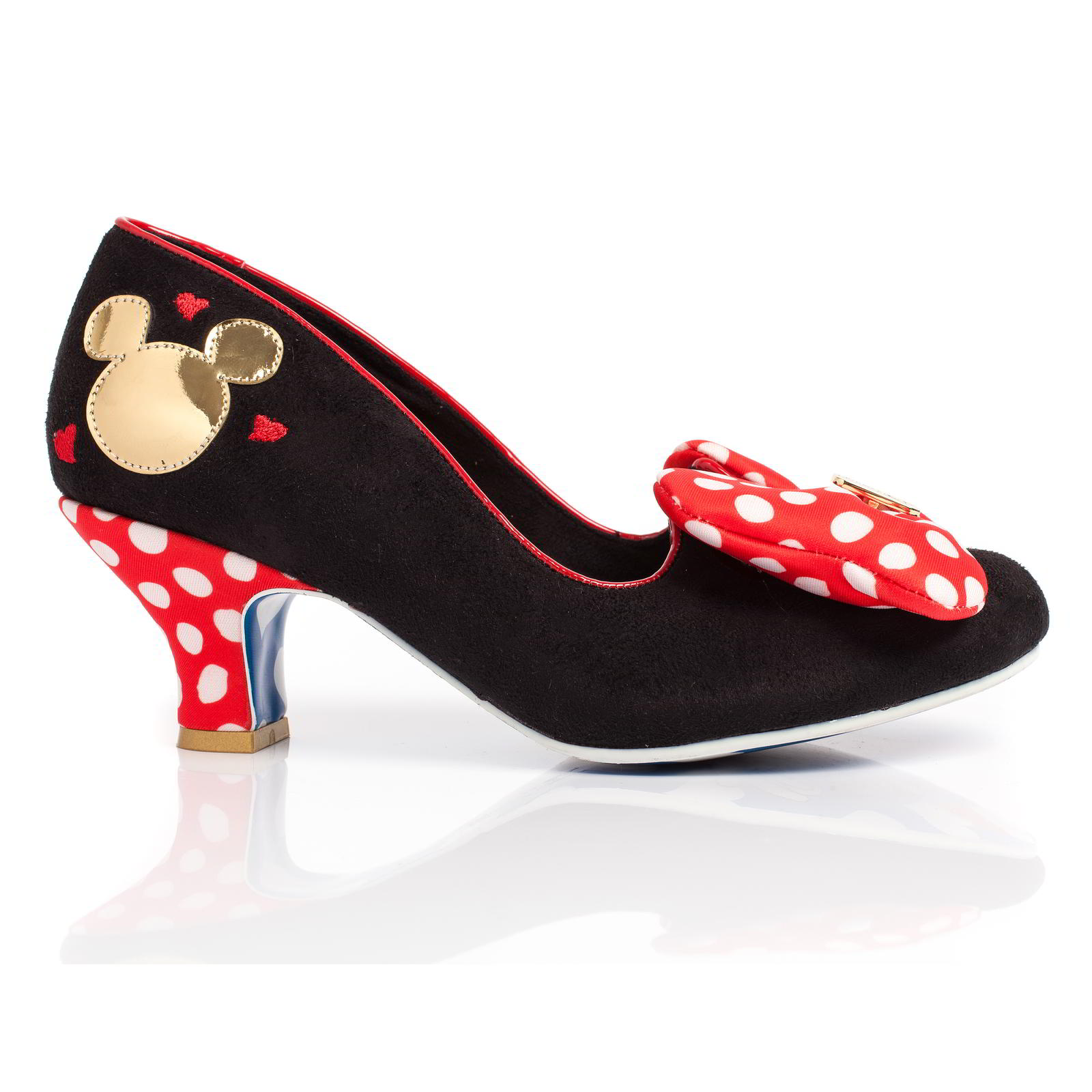 Womens Minnie Mouse Shoes Uk