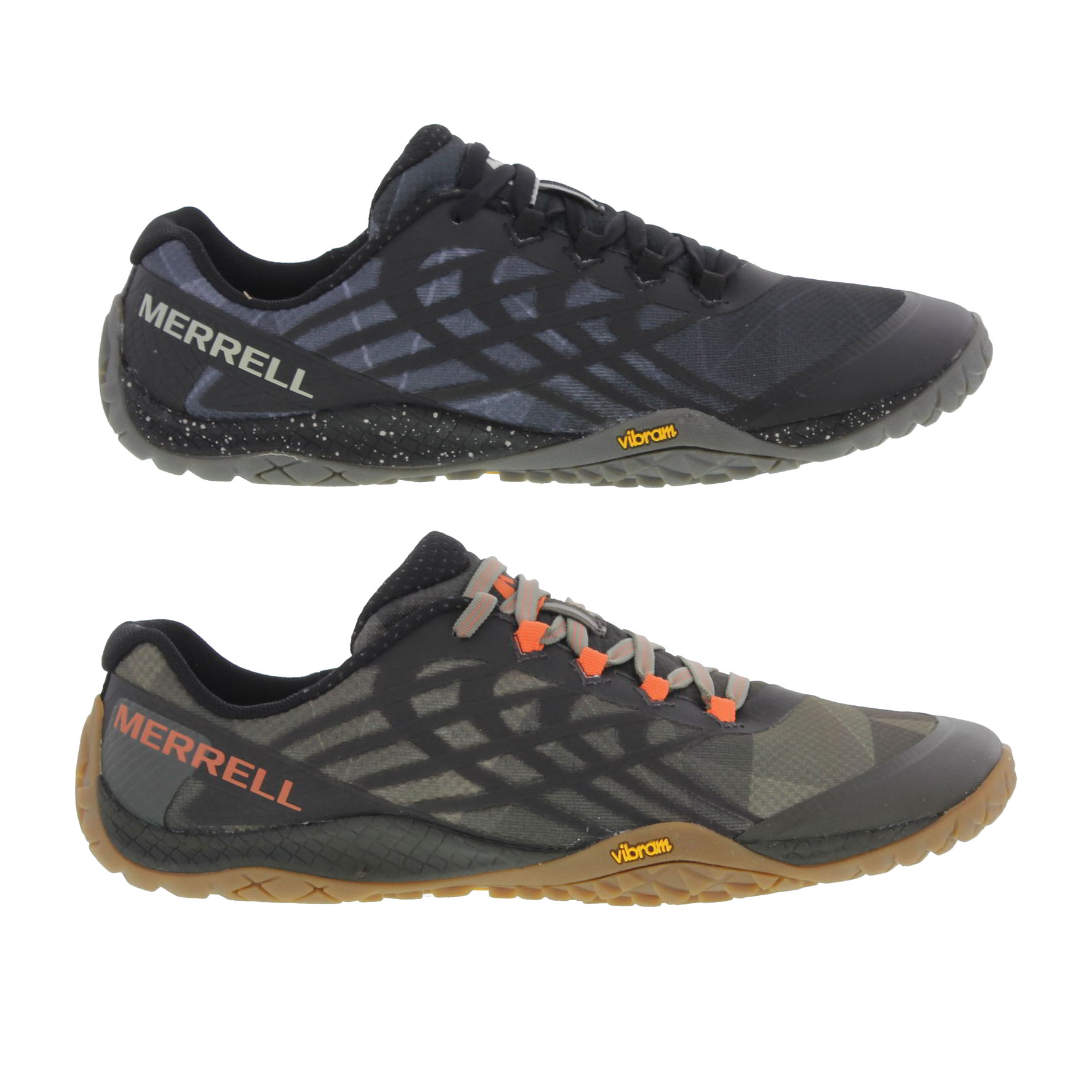 Mens Merrell Shoes Trail Glove