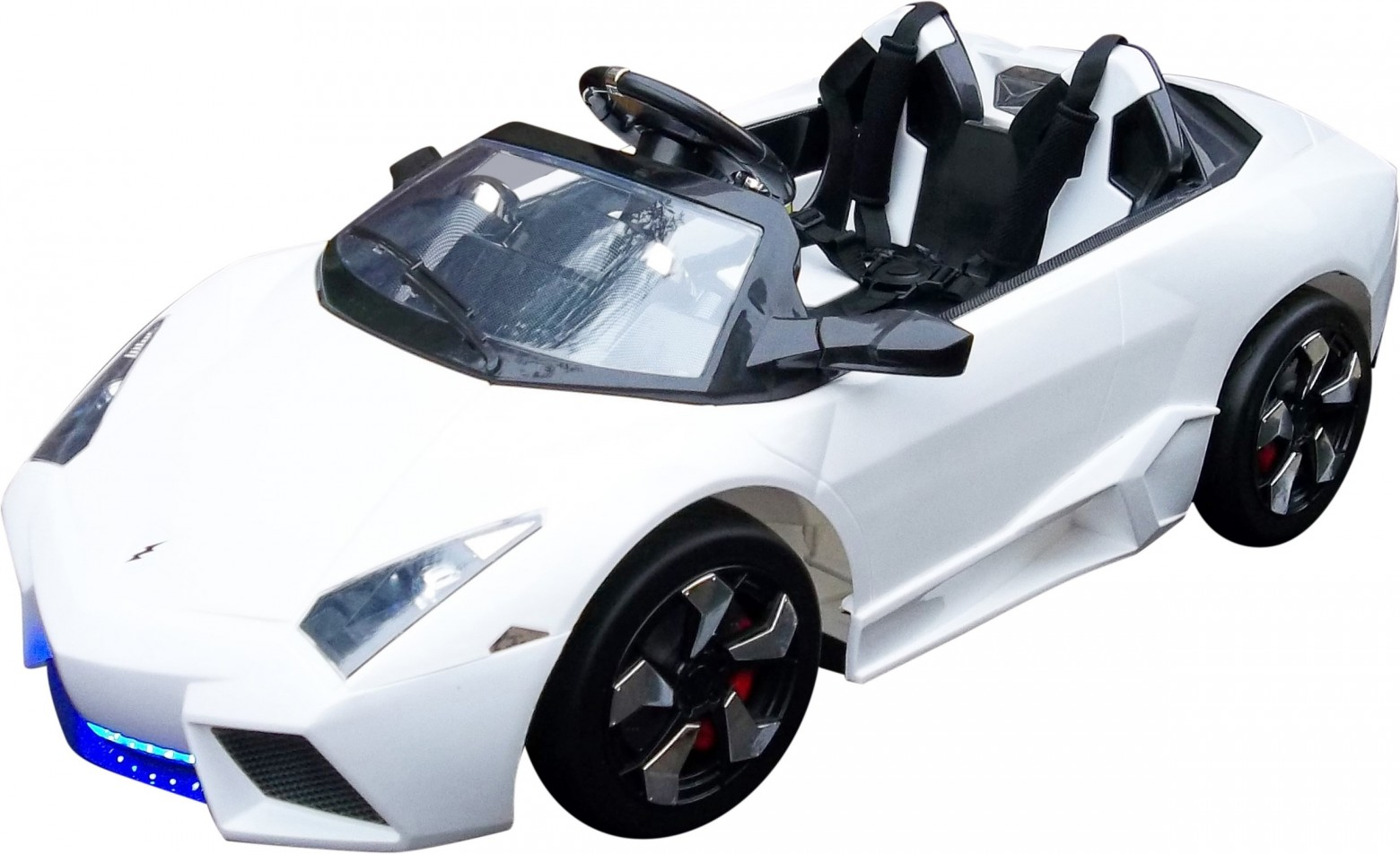 Rebo Lamborghini Style Kids Electric Car With Remote Control