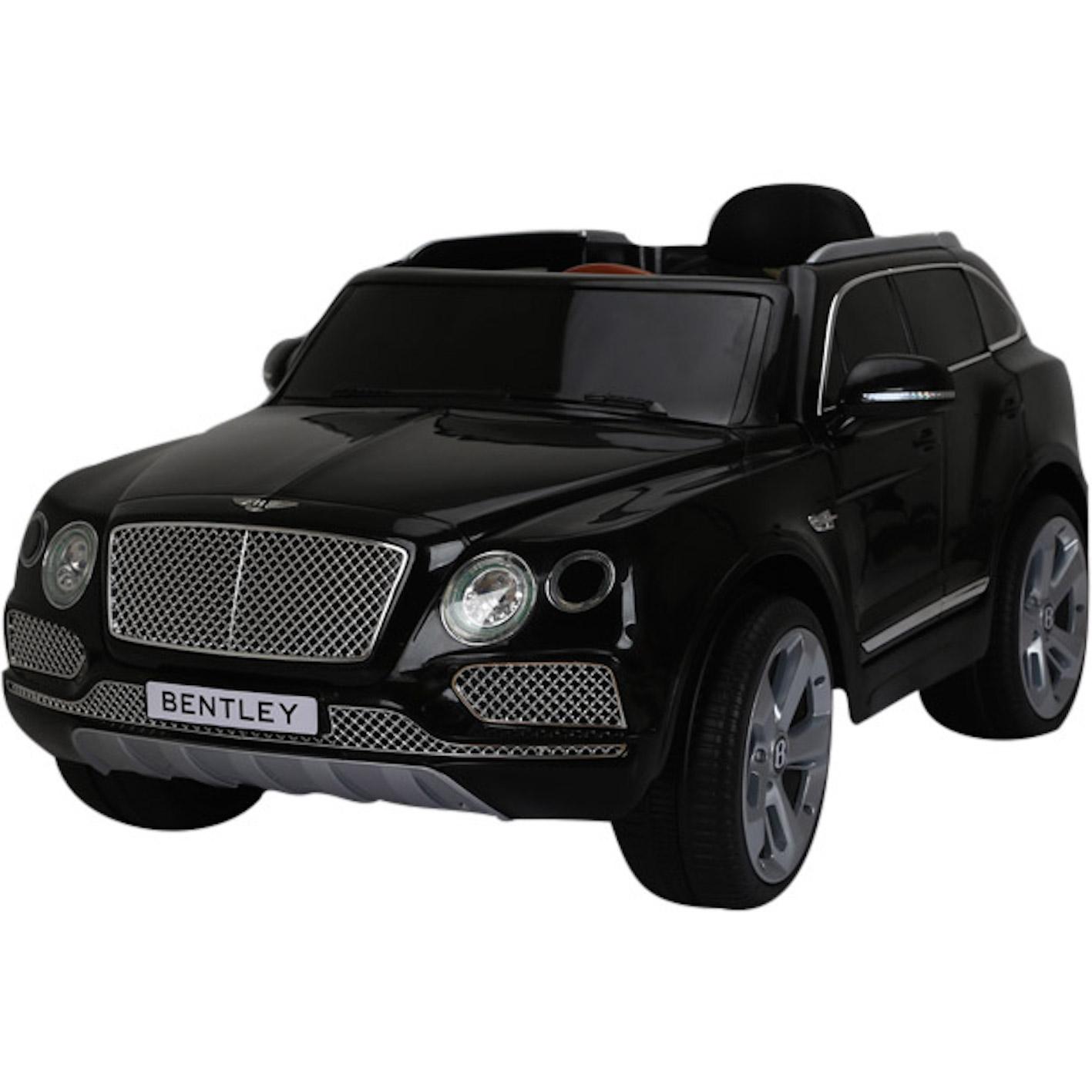 Best Ride On Cars Bentley Ra 12v: Licensed Bentley Bentayga 12V Children's Electric Ride On