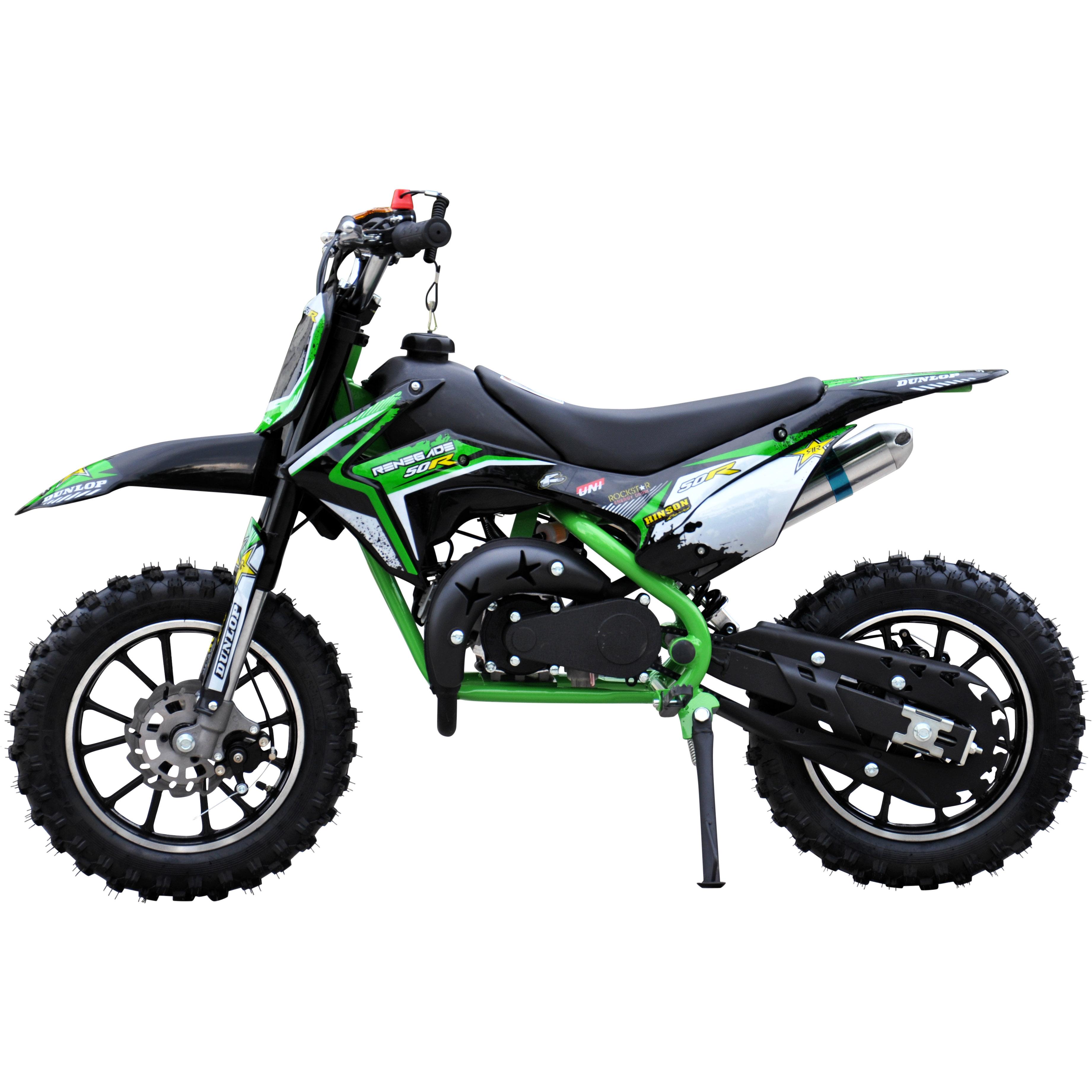 renegade 50r 49cc petrol kids mini dirt bike moto cross. Black Bedroom Furniture Sets. Home Design Ideas