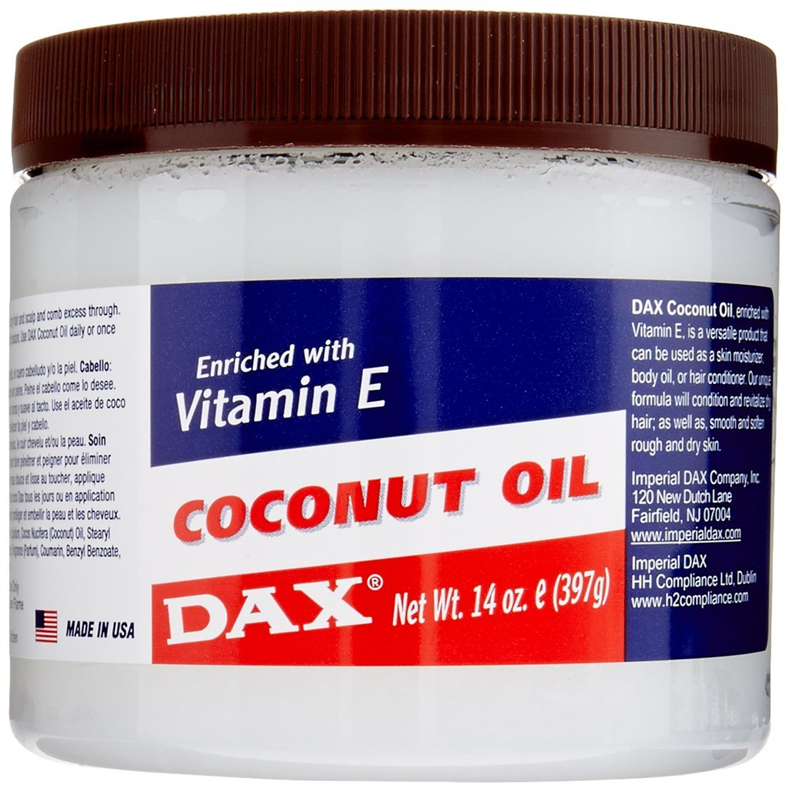 Vitamin e and coconut oil for hair