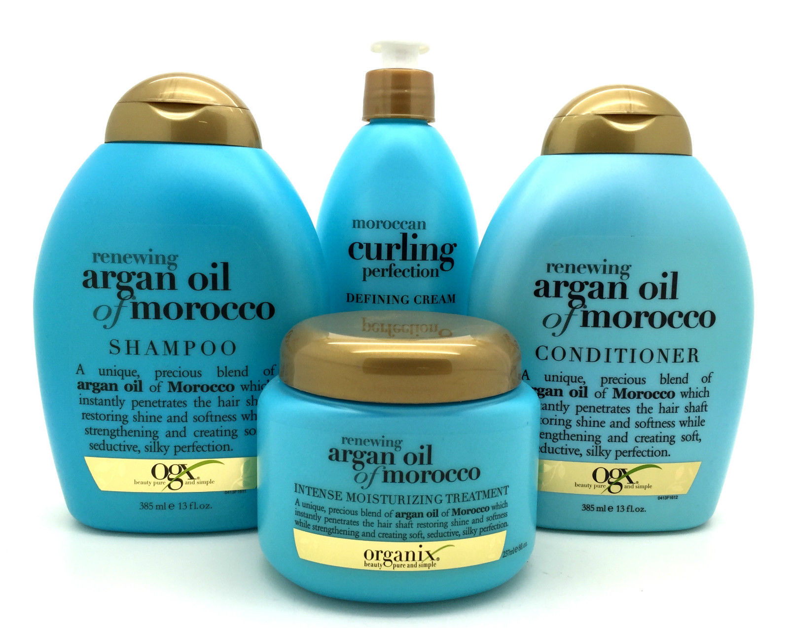 Organix Argan Oil From Morocco Hair Products For Dry