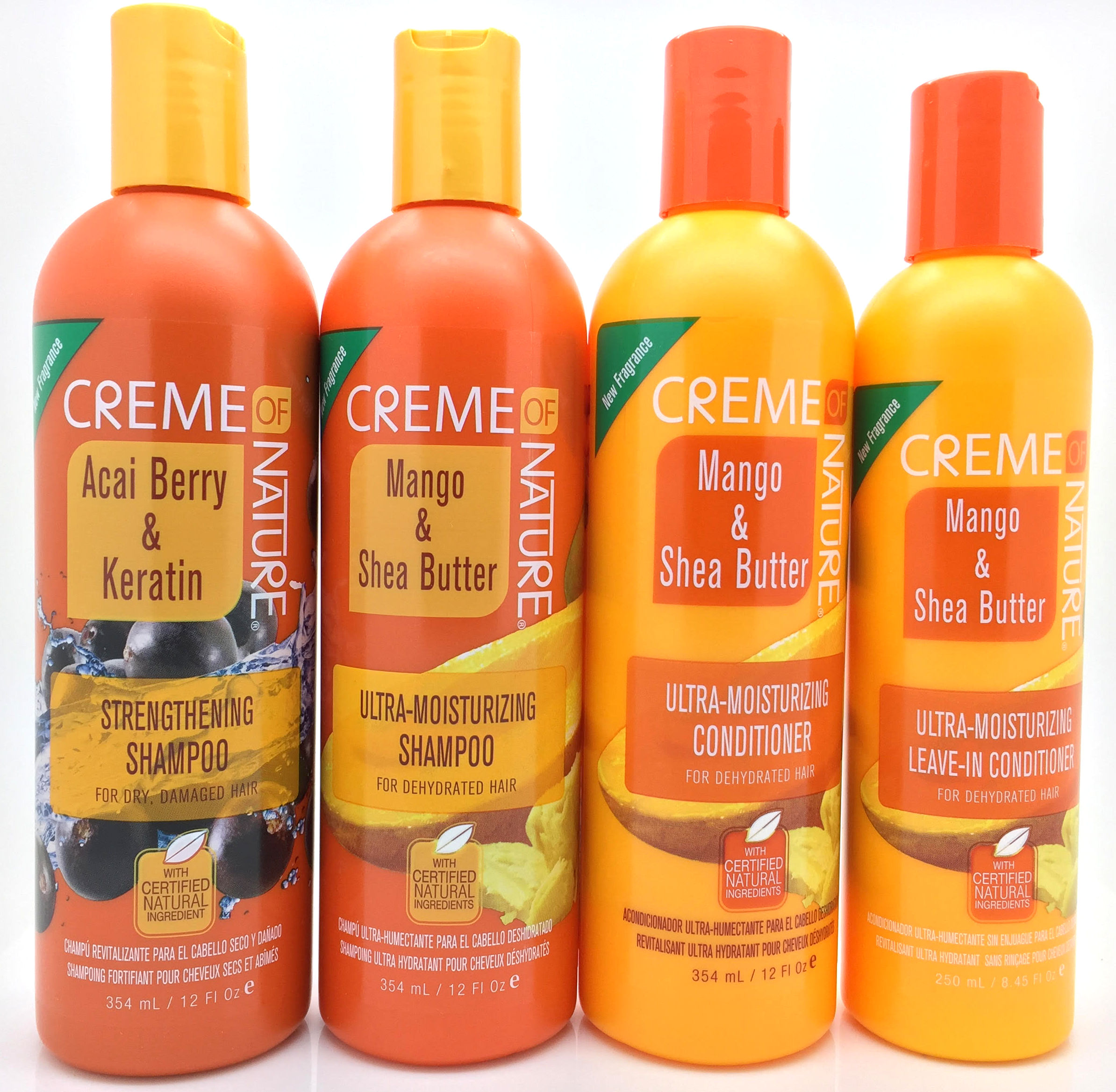 Creme Of Nature Mango Amp Shea Butter Shampoo Conditioner