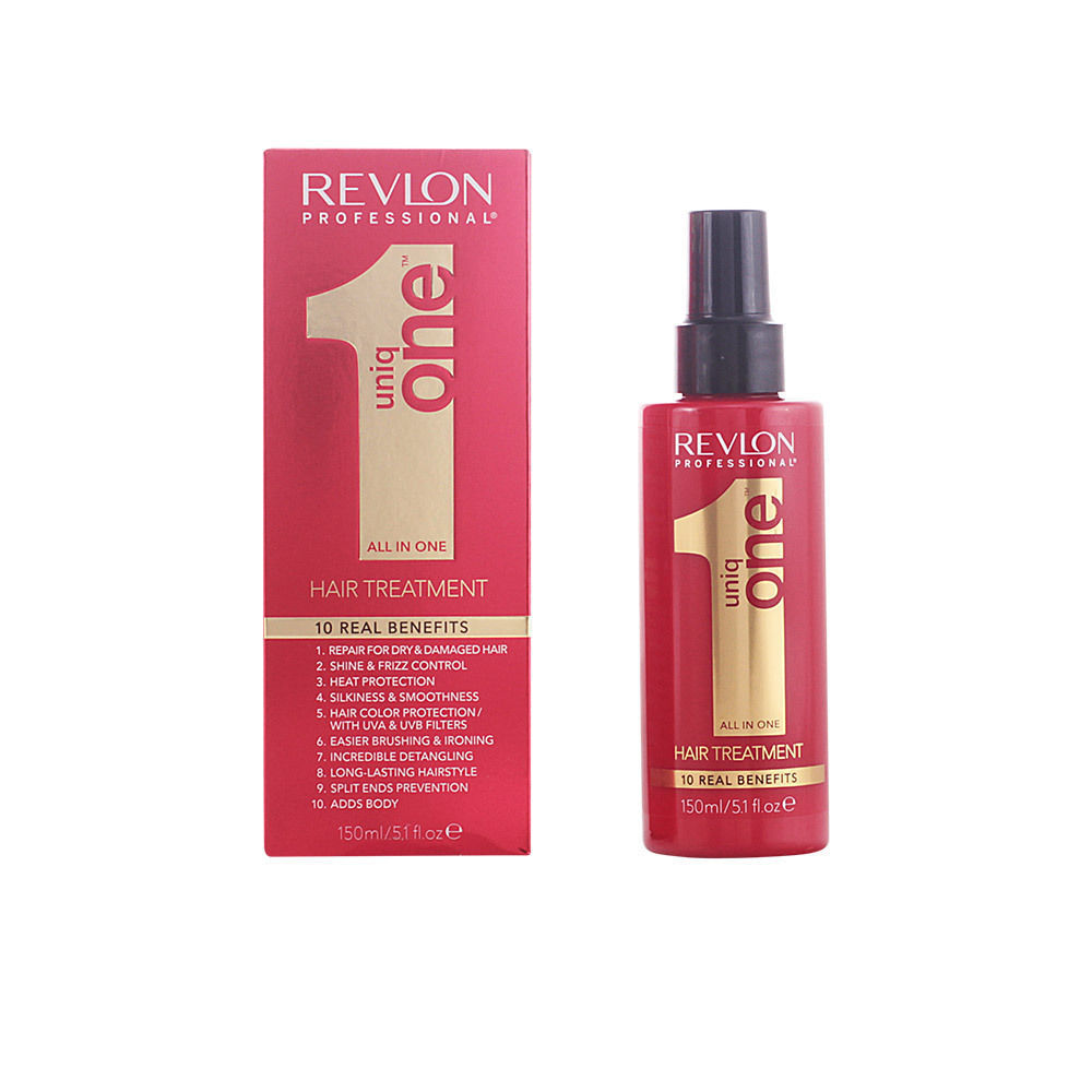 revlon uniq one all in one hair treatment 150ml ebay. Black Bedroom Furniture Sets. Home Design Ideas