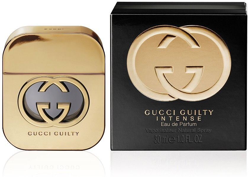gucci guilty intense womens edp spray 30ml brand new. Black Bedroom Furniture Sets. Home Design Ideas