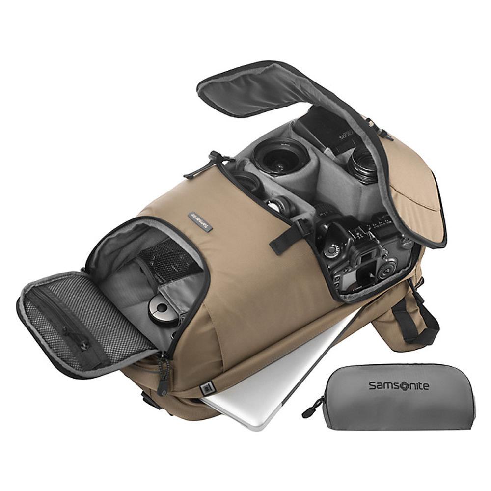 Samsonite DSLR SLR Digital Camera Backpack Rucksack Bag B-Lite ...