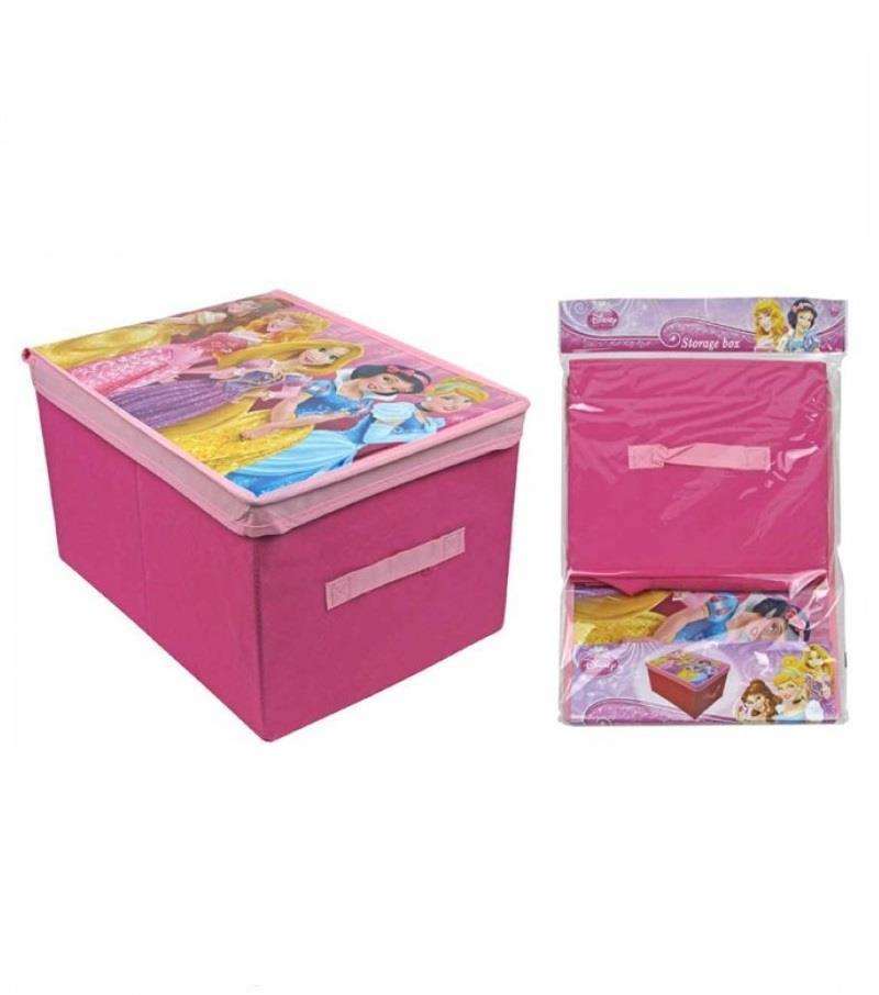 Disney Children 39 S Foldable Toy Clothes Bedroom Storage Box