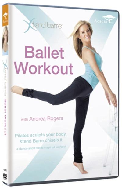 Ballet barre workout dvd / Dune golf course