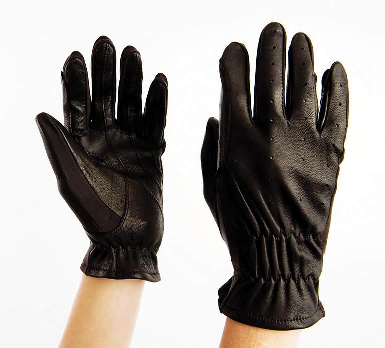 Dublin Goatskin Everyday Splendex Riding Gloves Goatskin Dublin Pelle Nylon Between Fingers c343e9