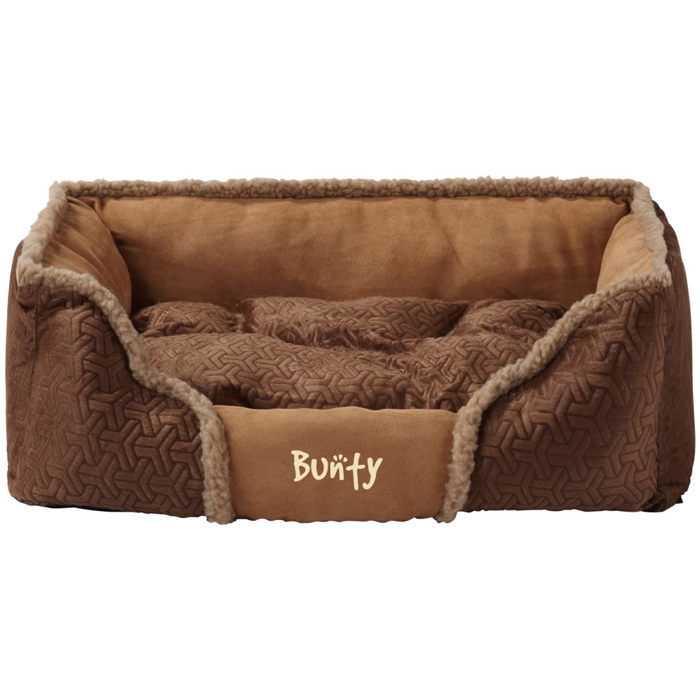 Bunty-Kensington-Dog-Bed-Soft-Washable-Fleece-Fur-Cushion-Warm-Luxury-Pet-Basket