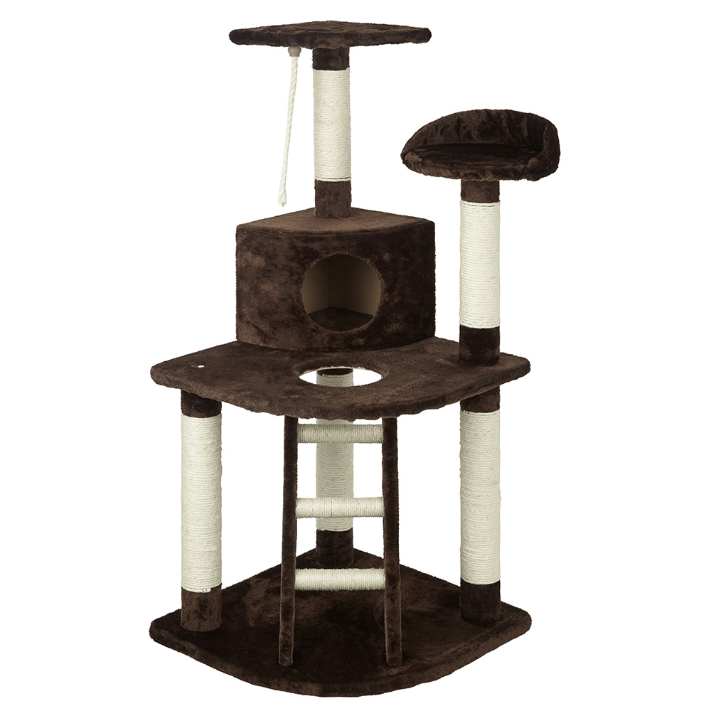 Large Cat Tower With Platform Uk