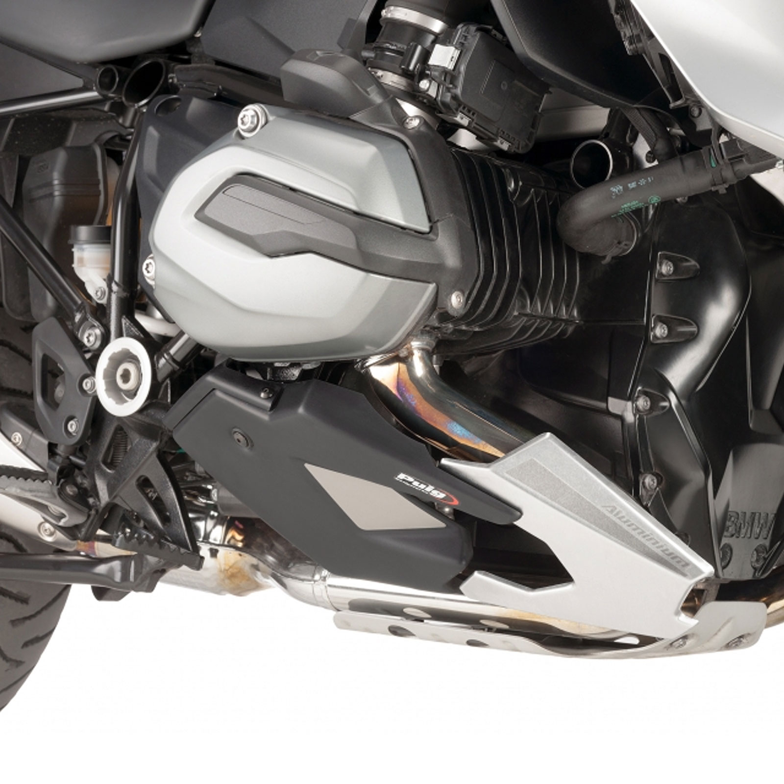 Engine Belly Pan : Bmw r gs  motorcycle engine belly pan