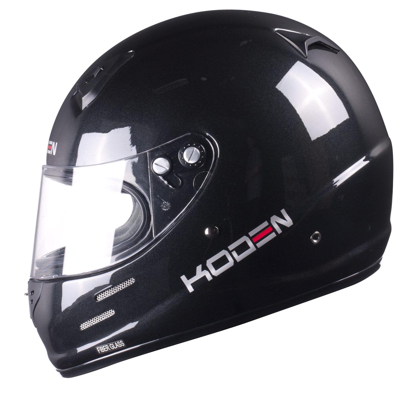 Sparco Club X1 Helmet >> Koden Childrens Kids Kart Karting CMR Race Track Helmet Carbon or Fibreglass | eBay