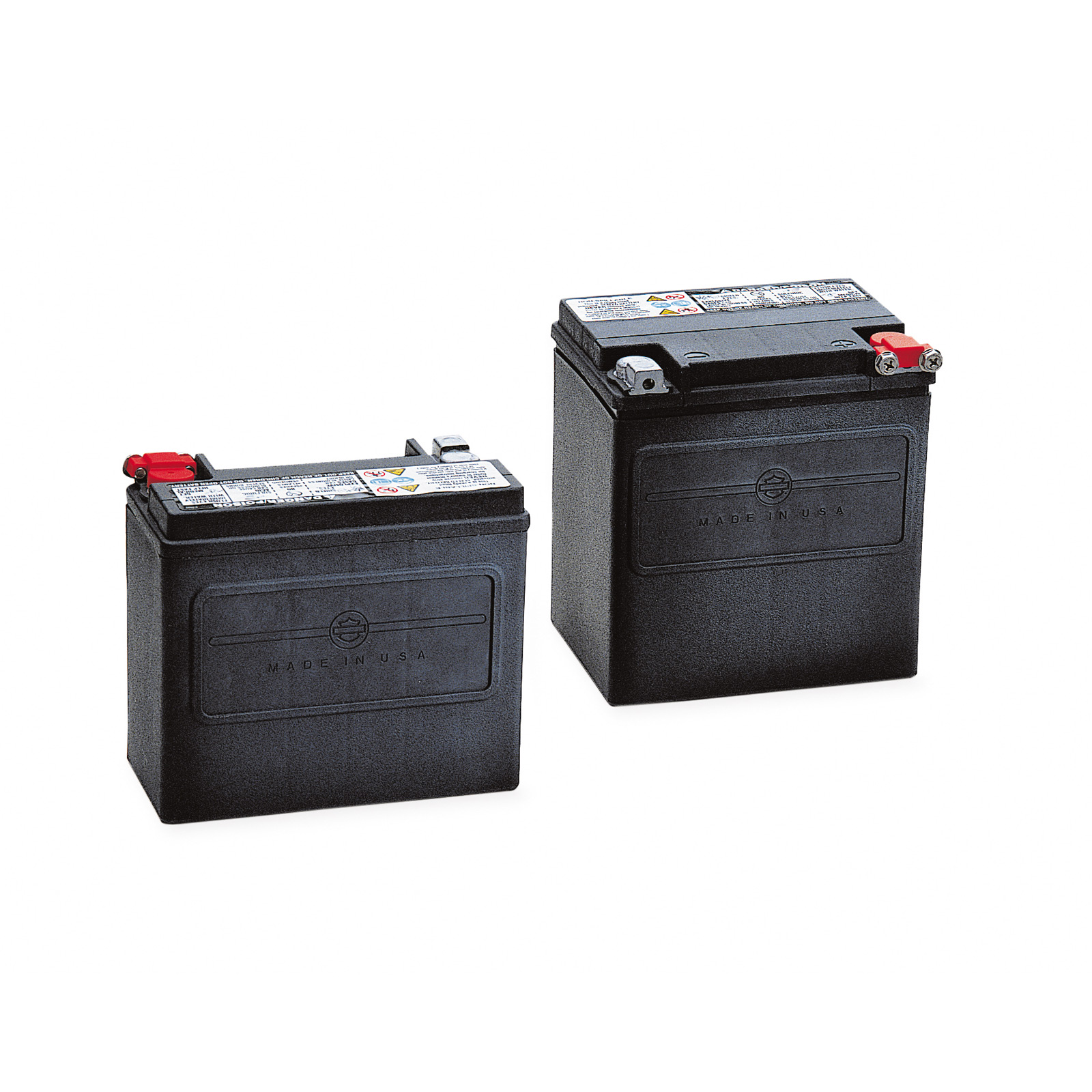 genuine harley davidson 65989 97c battery sealed 19 ah dual terminal ebay. Black Bedroom Furniture Sets. Home Design Ideas