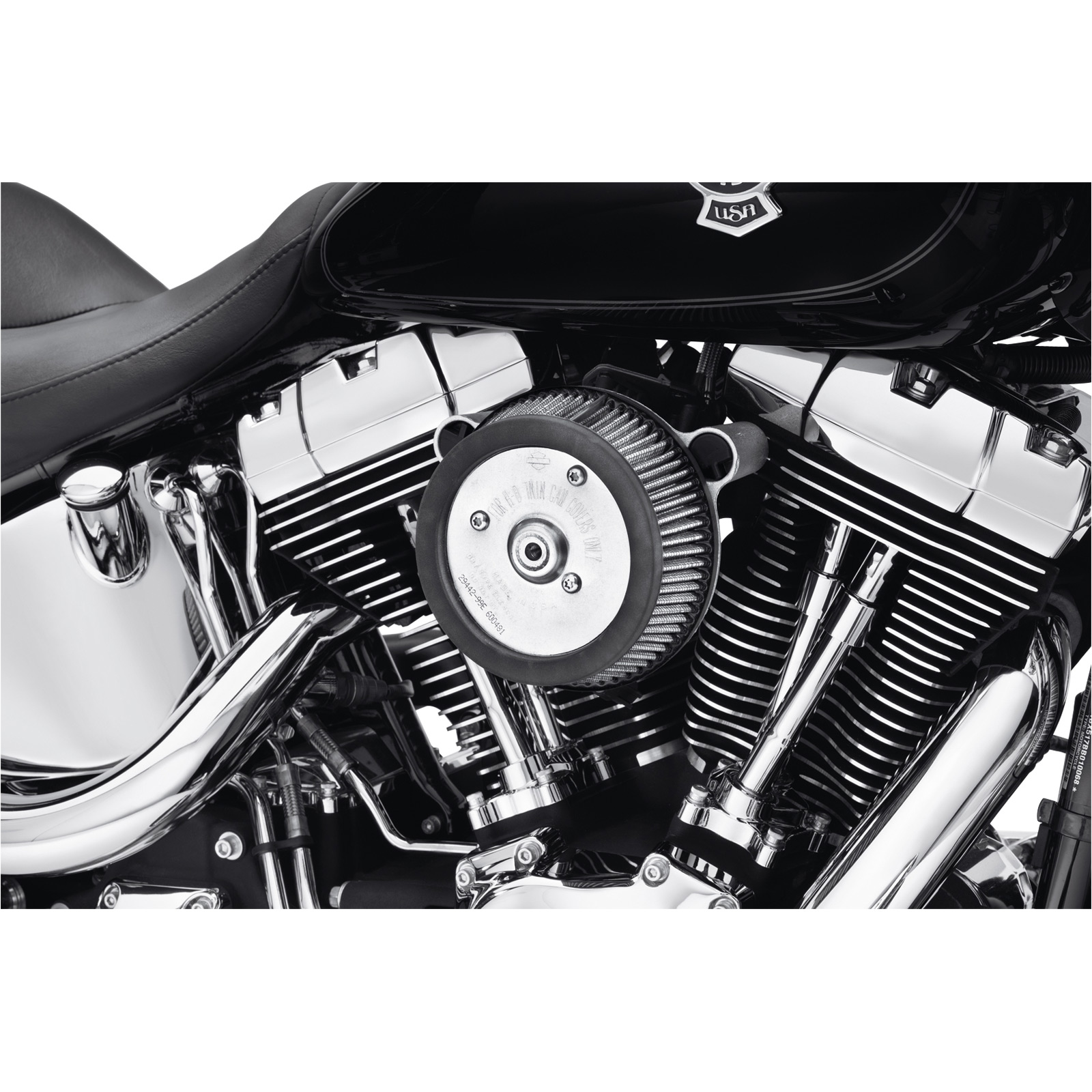 how to clean harley stage one air filter