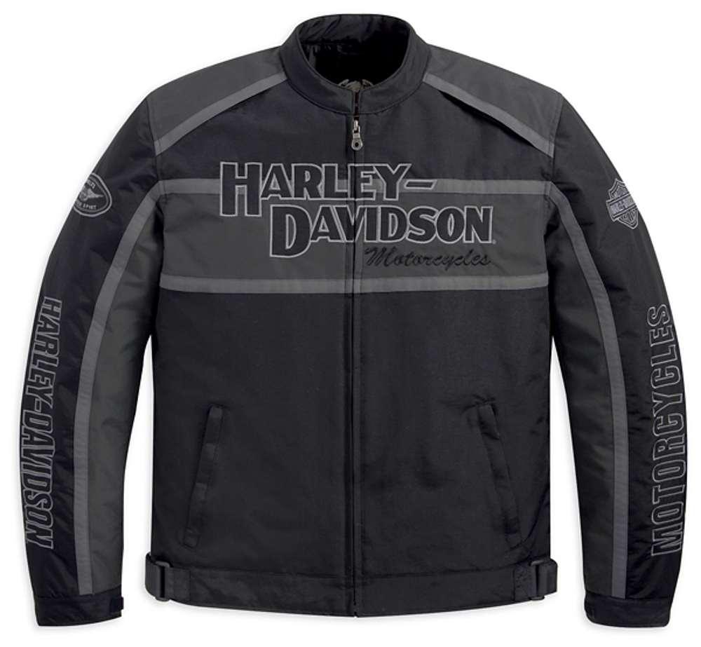 Harley Davidson Classic Cruiser Mesh Jacket