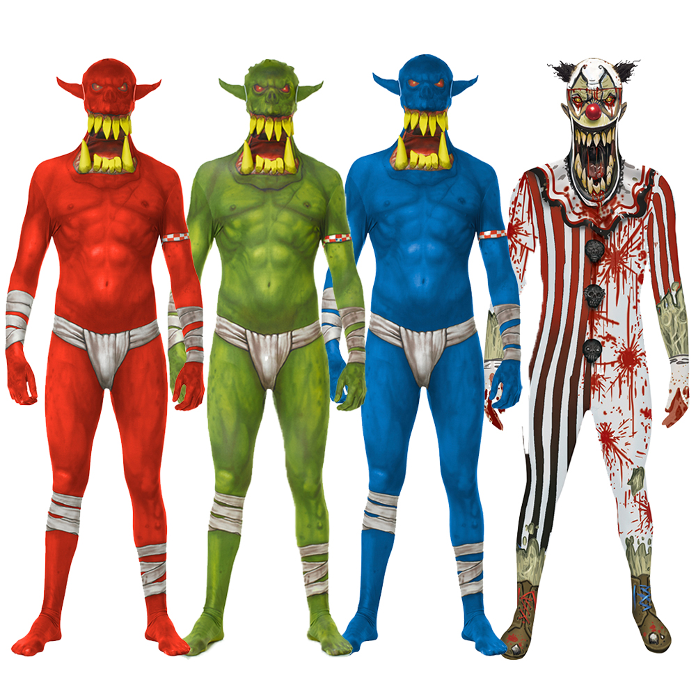 jawdropper morphsuits - Morphsuits Halloween Costumes
