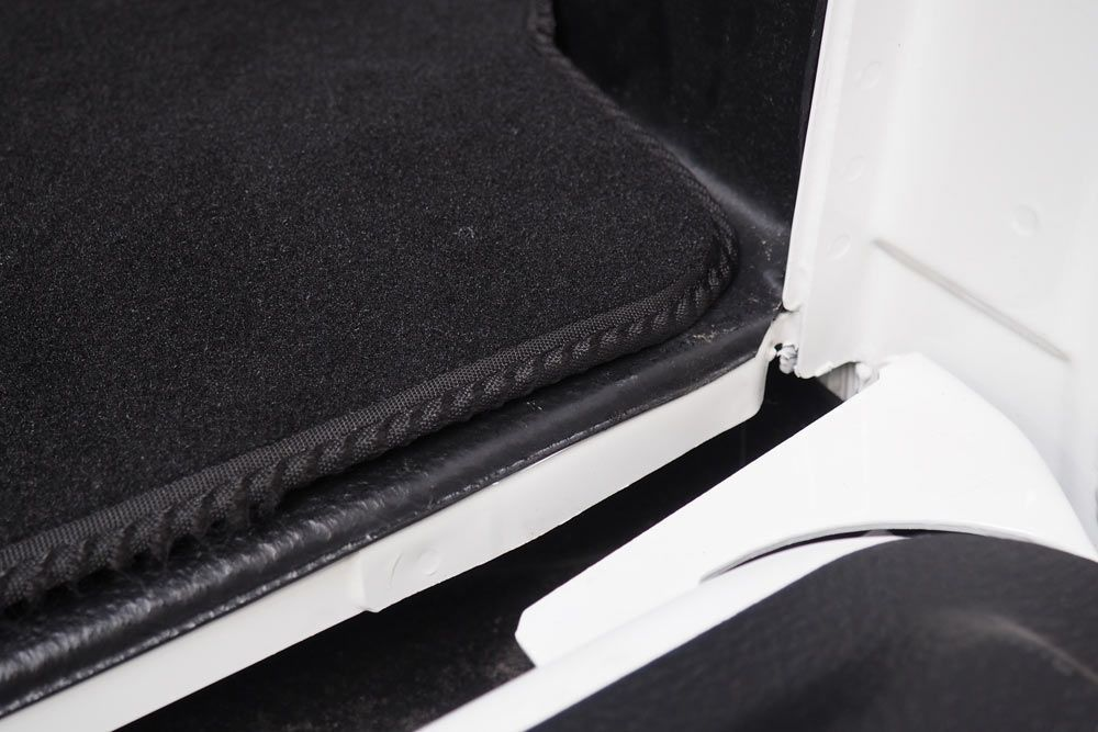 2016 Ford Ranger Wildtrak Carpet Boot Mat  Non Slip