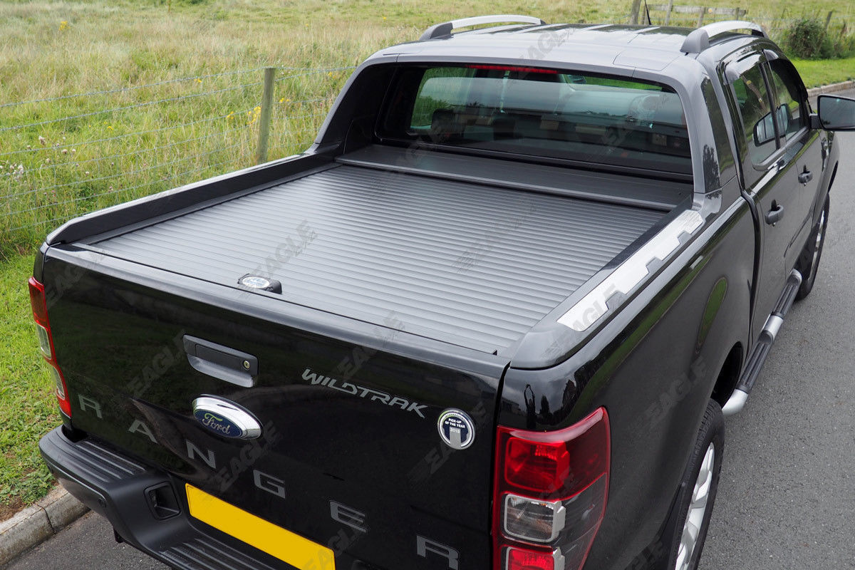 2016 Gt Ford Ranger Wildtrak Armadillo Roll Top Cover