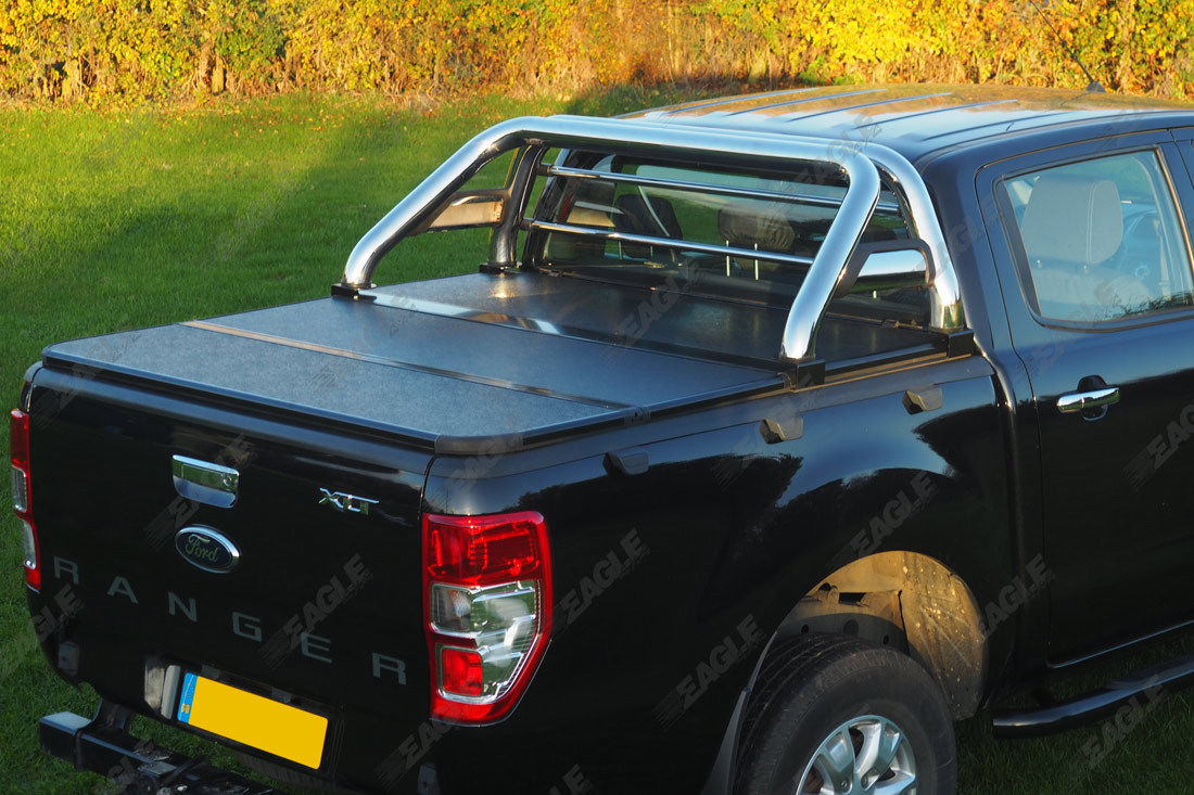 Mitsubishi L200 Roll Bar / Styling Bar Fits with Tonneau Covers 2006