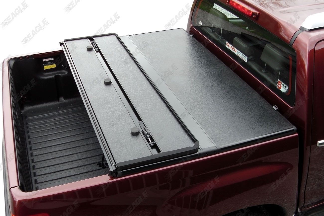 mitsubishi l200 99 05 d c couvre tonneau rigide pickup couvre benne couvercle ebay. Black Bedroom Furniture Sets. Home Design Ideas