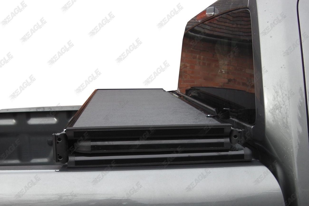 mitsubishi l200 long bed 10 hard folding tonneau cover