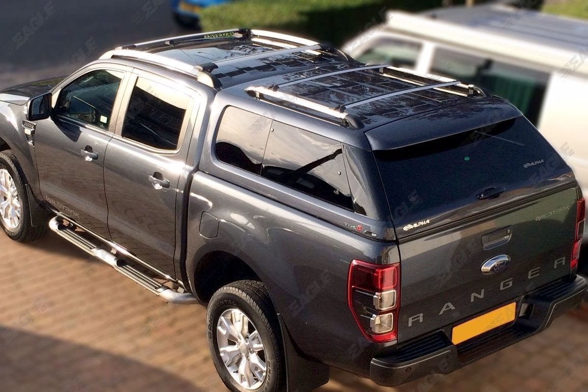 ford ranger t6 hardtop canopy alpha type e hard top with central locking ebay. Black Bedroom Furniture Sets. Home Design Ideas