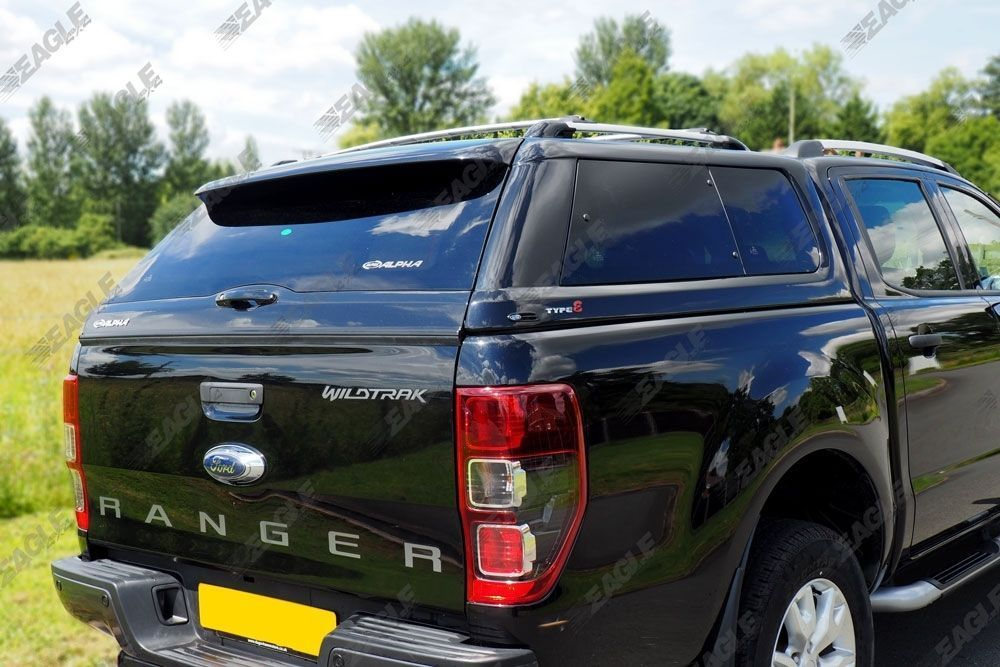 2016 Ford Ranger T6 Hardtop Canopy