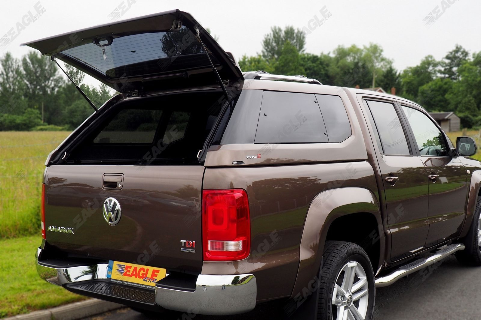 Vw Amarok Hardtop Canopy Alpha Type E Hard Top With