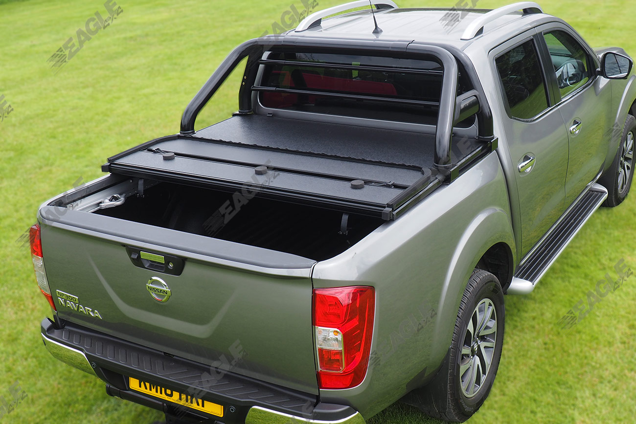 toyota hilux roll bar 2005 2016 styling bar roll bar fits with tonneau covers ebay. Black Bedroom Furniture Sets. Home Design Ideas