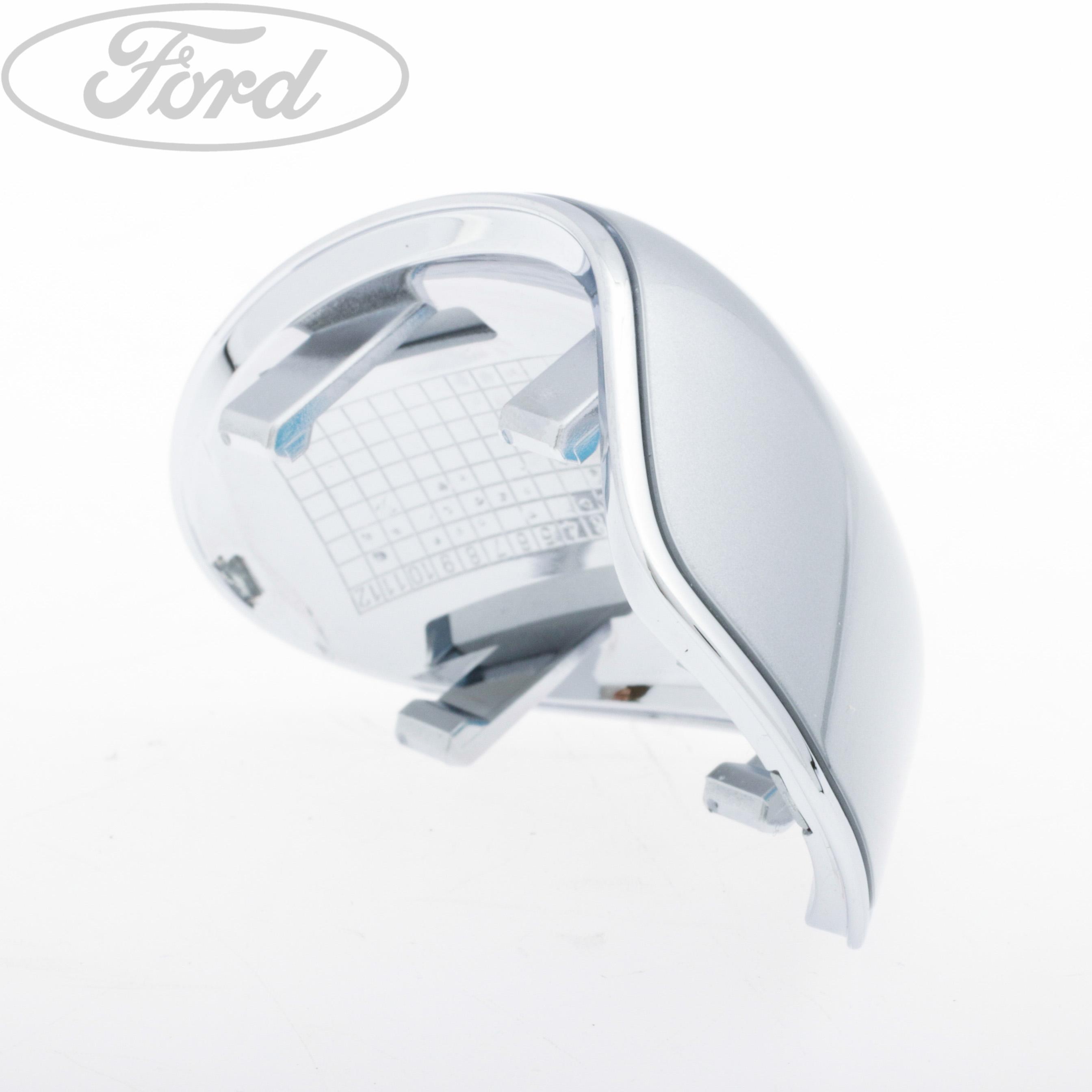 6 speed manual gear knob