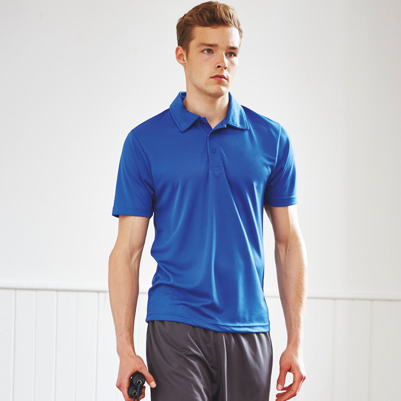 Awdis jc040 cool mens polo t shirt sports casual wear for Cool mens polo shirts