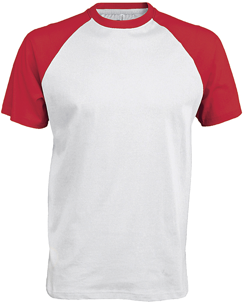Custom Baseball T-Shirt Printing. Design your own Baseball T-shirt for an extra special fashionable look. This short sleeve Baseball T-Shirt features a bound neckline which has a contrast collar with lycra and raglan sleeves/5().