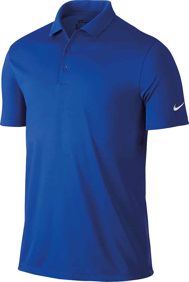 Mens nike golf polo shirt dri fit short sleeves tee top for Cool polo t shirts