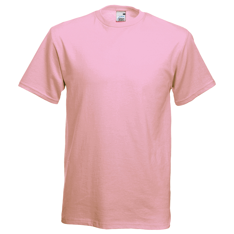 fruit of the loom men 39 s t shirt cotton plain tee sizes s