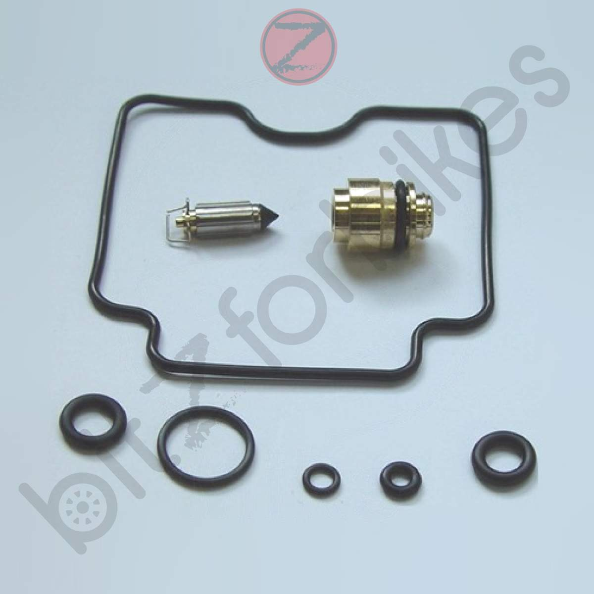 carb carburettor repair kit tourmax suzuki gsf 1200 k1. Black Bedroom Furniture Sets. Home Design Ideas