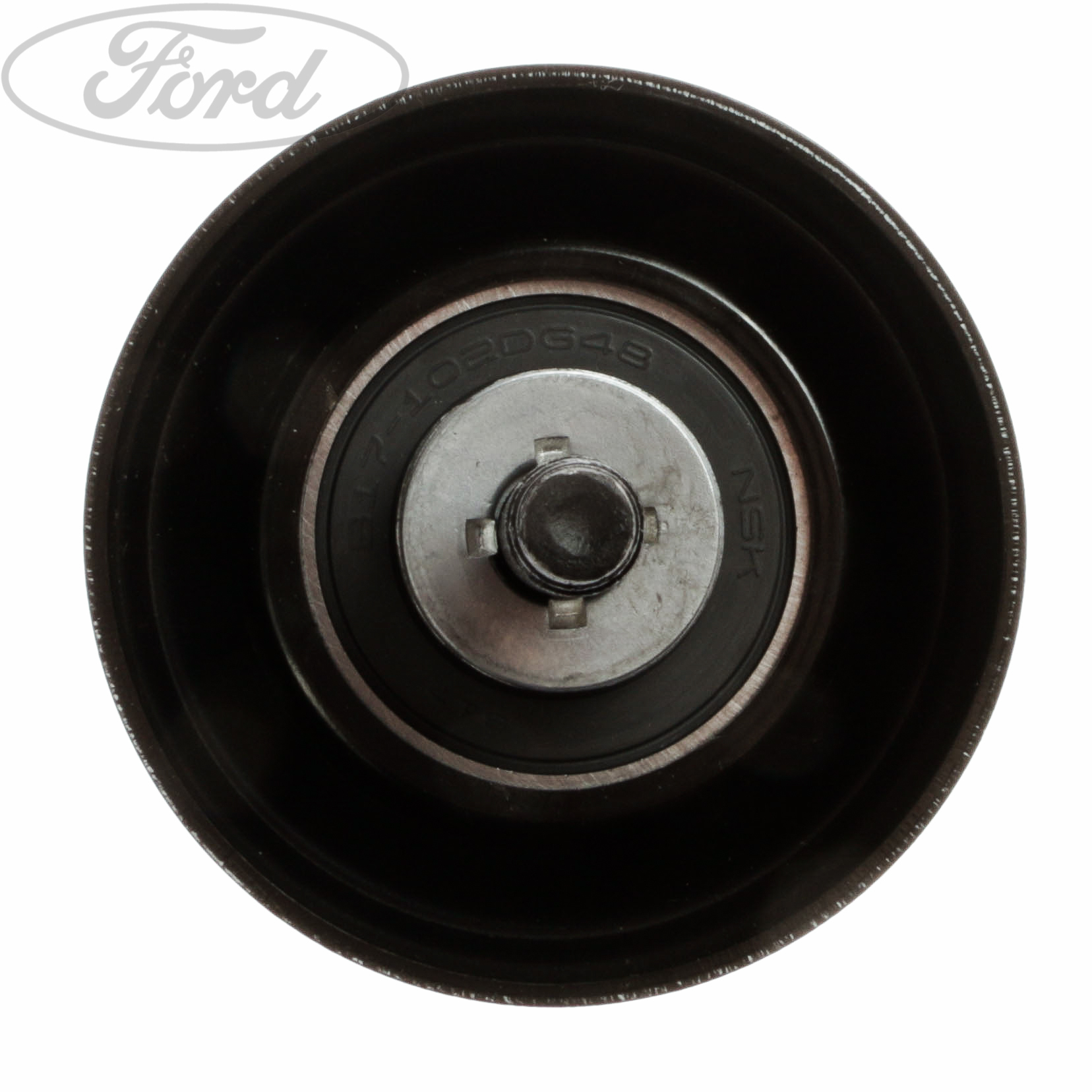 Tension Pulley Ford Windstar : Genuine ford drive belt tensioner pulley kit