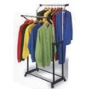 Garment hanger cloths rail shoe rack