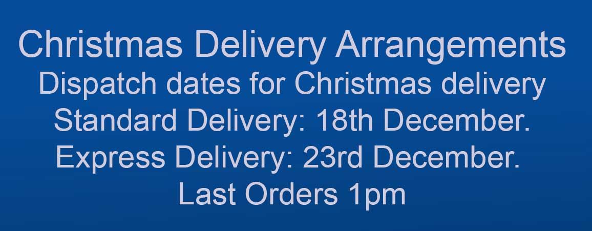Christmas Delivery Arrangements
