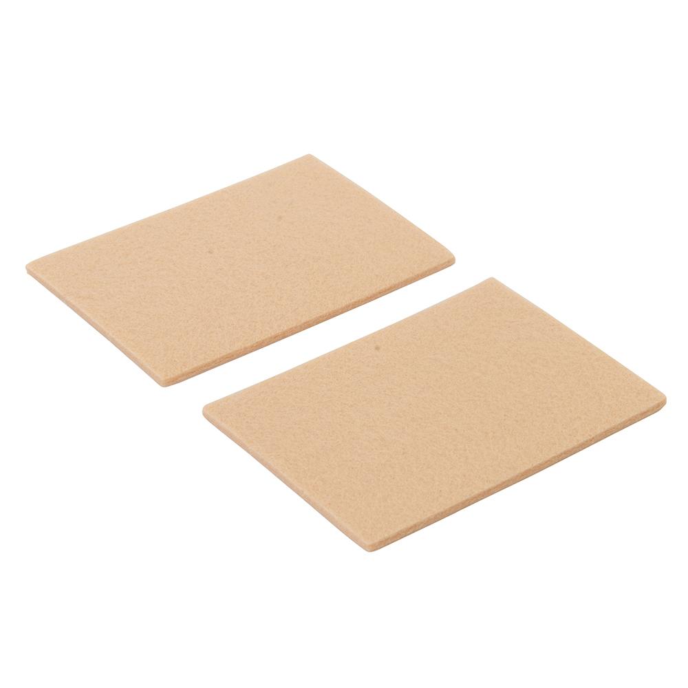 Silverline Fixman 329069 Self Adhesive Felt Pad