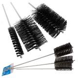 Silverline 322211 Boiler & Flue Brush Set 3pce