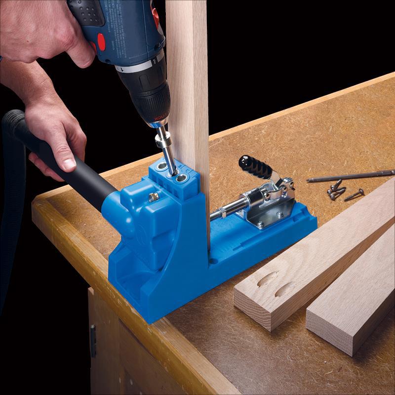 Kreg K4 Pocket Hole Jig Kit With 675 Screws Kreg K4