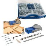 Kreg R3 Pocket Hole Jig Junior Kit with 675 Screws