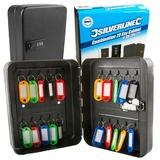 Silverline 542519 Combination Key Cabinet Kit with Pack of Key Tags