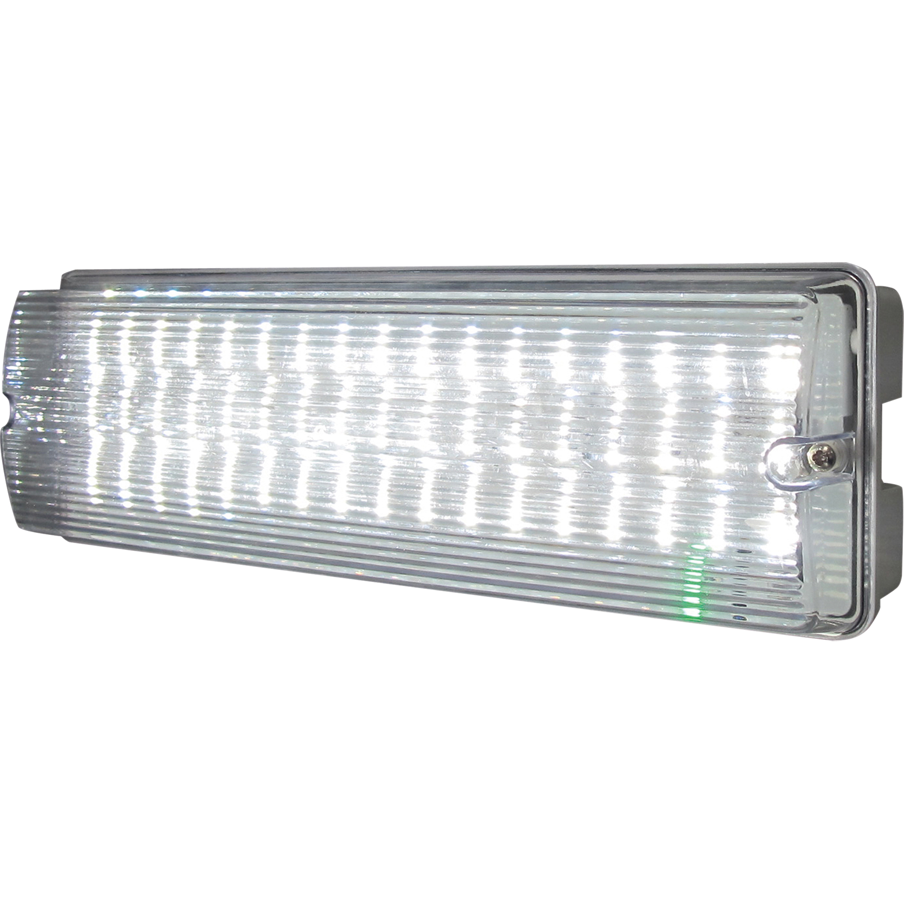 Knightsbridge emled ip w led emergency bulkhead light