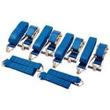 Draper 60971 CRTDS2250/KIT Car Ratchet Tie Down Strap Kit
