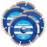 8 Silverline 807350 Mortar Raking Angle Grinder Discs