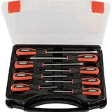 Draper 85641 863/8/O 8 Piece 'Pound Thru' Screwdriver Set (Orange)