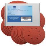 40 Bond Abrasives Sanding Discs For Bosch PEX 220/300 Sander 240 Grit
